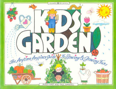 Gardening books for kids garden ftempo for Children s books about gardening